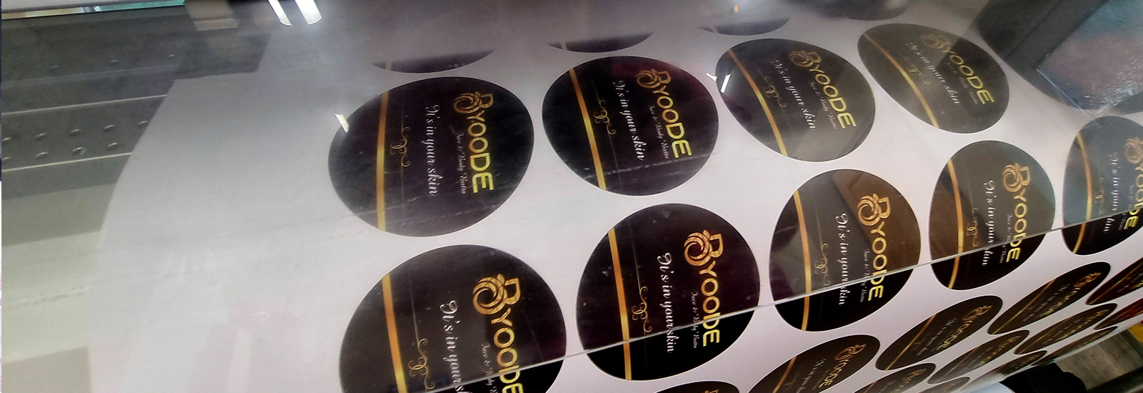 Supplying Stickers at affordable prices